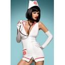 Disfraz Enfermera Emergency + Estetoscopio