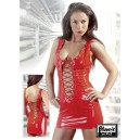 Vestido Latex Red